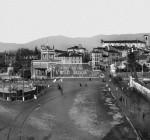 L'attuale Piazza Repubblica Brescia - fine '800