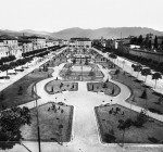 Nuovi giardini municipali di Via dei Mille Brescia - 1928