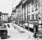 L'attuale Via Dieci Giornate, Brescia - 1905