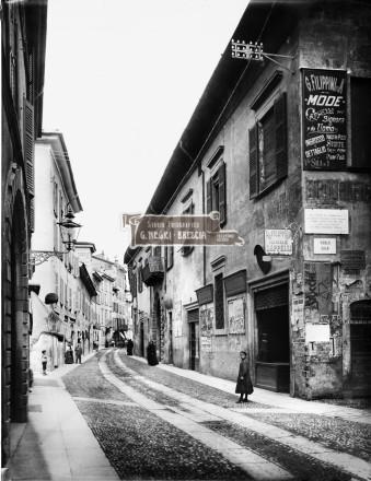 Centro città Brescia - fine ottocento