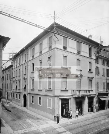 Foto storica di Brescia