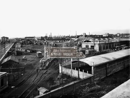 Il servizio tramviario extraurbano a brescia nel 1915