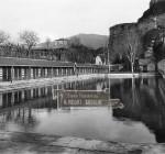 Le piscine municipali di Fossa Bagni