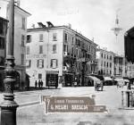 Corso Zanardelli nei primi anni venti