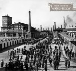 Fabbrica di armi bresciana nel 1919