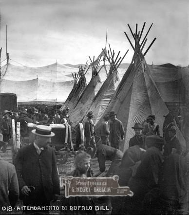 1906: Buffalo Bill a Brescia